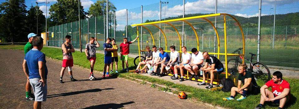 Po długiej przerwie Mieroszowscy piłkarze zaczęli przygotowania do sezonu 2020/21.