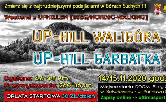 Zapraszamy na UP-HILL Waligóra!