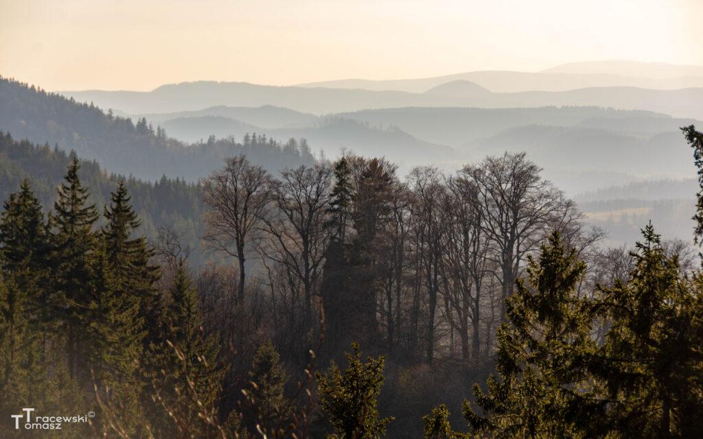 Panorama z Granicznej