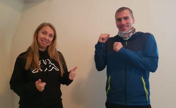 Zapraszamy na treningi online z trenerem Alanem!