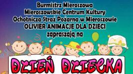 Zapraszamy na Dzień Dziecka z MCK!