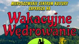 Zapraszamy na wycieczkę w ramach AKCJI WAKACJE Z MCK!!